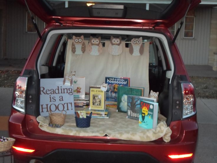 Reading Trunk or Treat