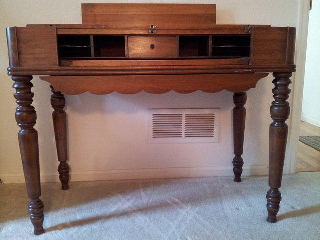 Antique spinet desk antique appraisal | InstAppraisal - 7 Best Spinet Desks Images On Pinterest Antique Buffet, Antique