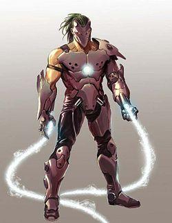 whiplash marvel comics   Whiplash (comics) - Wikipedia, the free encyclopedia