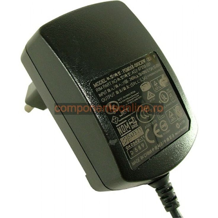 Incarcator Blackberry, 220V, 5V, 500mA micro USB - 112958