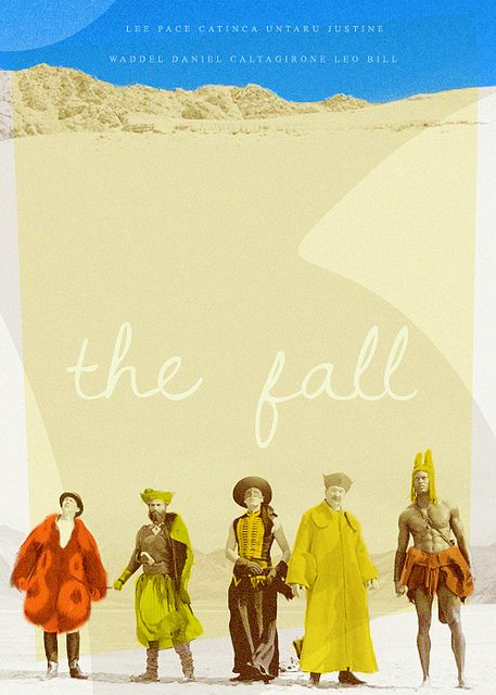 The Fall - Movie Poster Remake