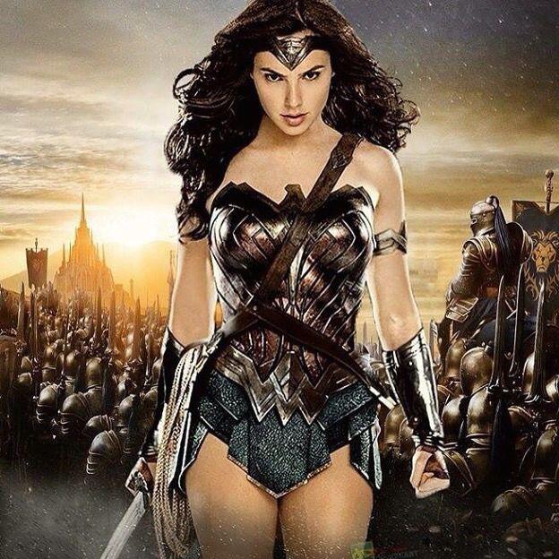 129 Best Images About Wonder Woman (2017) On Pinterest