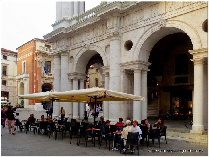 Фото - путешествия по миру: По Италии с Павлом Муратовым: Виченца – город Палл...