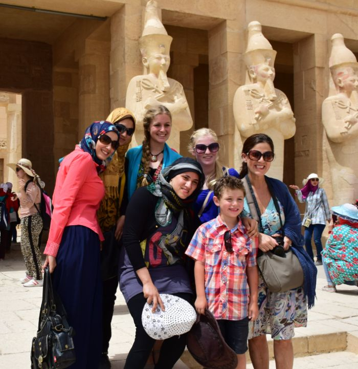 Where Did Everybody Go? Why You Should Visit the Middle East | Travelin' Kait