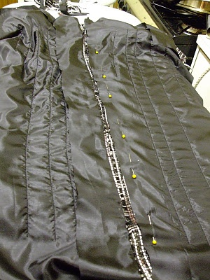 Chanel jacket tutorial 2 - construction