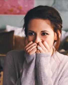 Breaking Dawn. Bella so cute