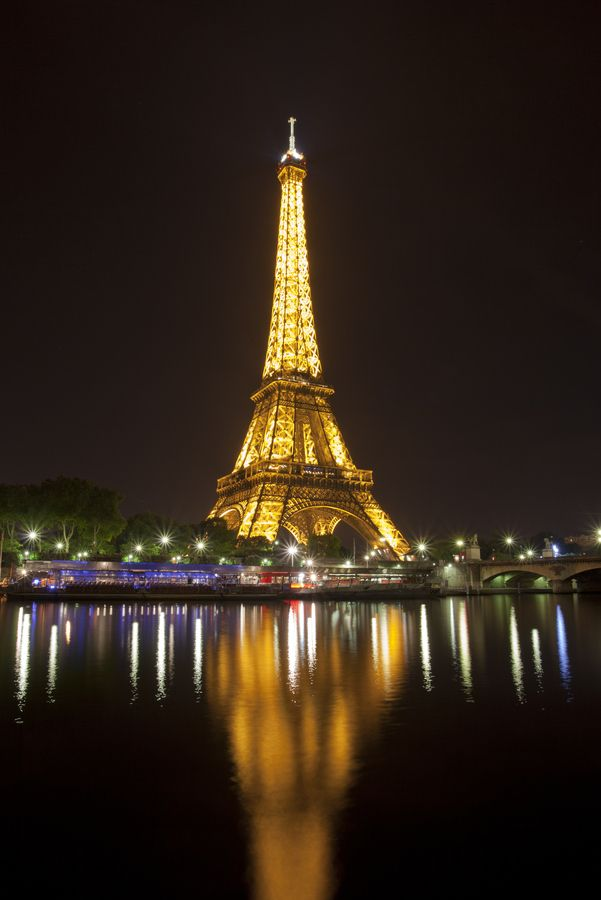 Eifel Tower  is a symbol of Paris and one of the top tourist attractions in France.