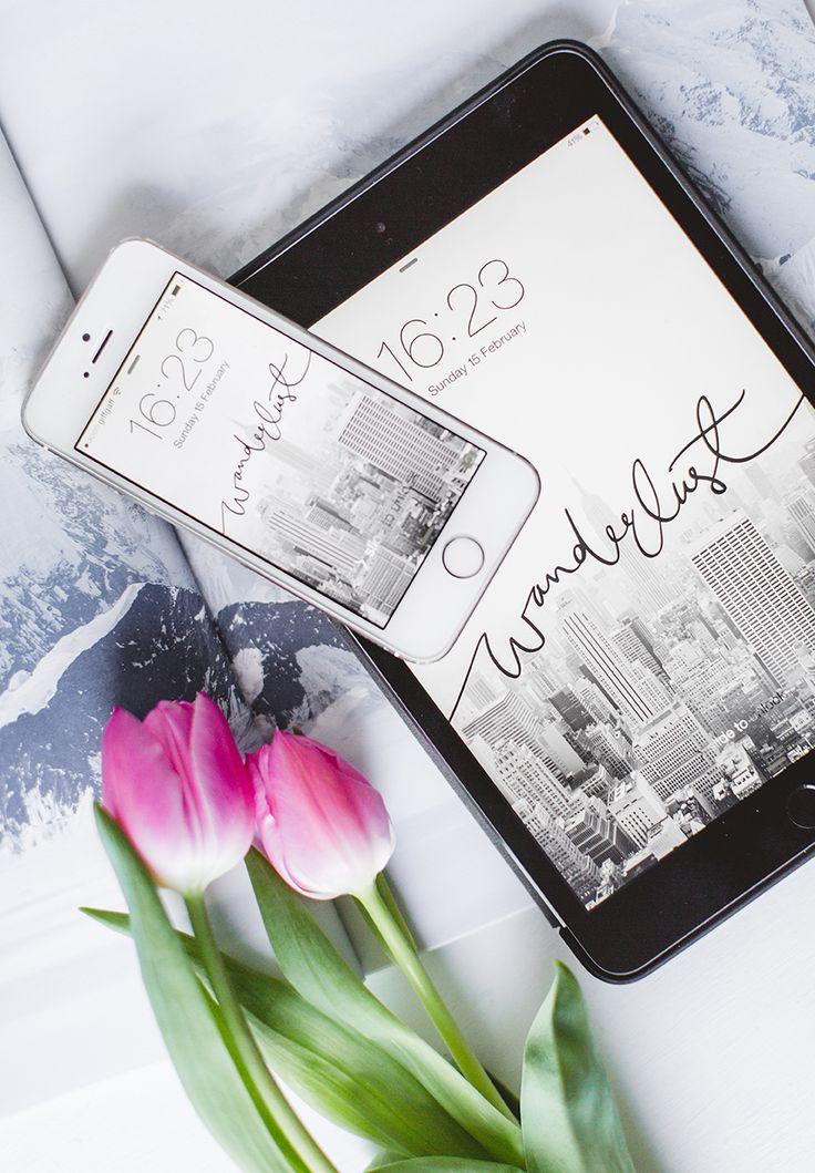 Wanderlust - A Free Wallpaper! - WishWishWish