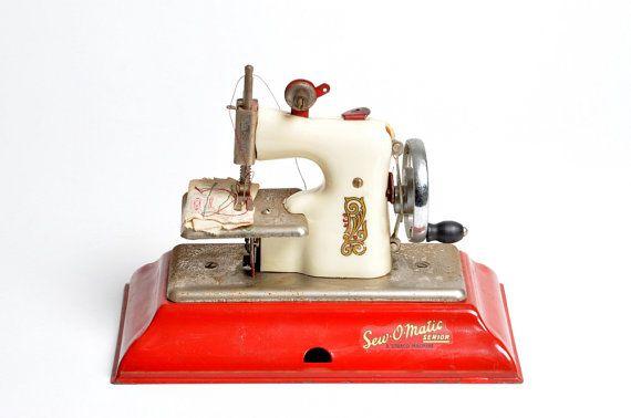 Toys For Seniors : Best toy sewing mashine images on pinterest old