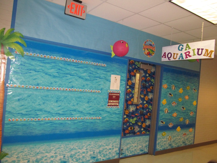 Classroom Aquarium Ideas ~ Best images about lpe school s classroom themes