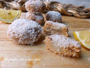 E non potevano mancare i Biscotti Freddi al Limone!! Sono deliziosi,morbidi e cremosi ma purtroppo,finiscono subito!!