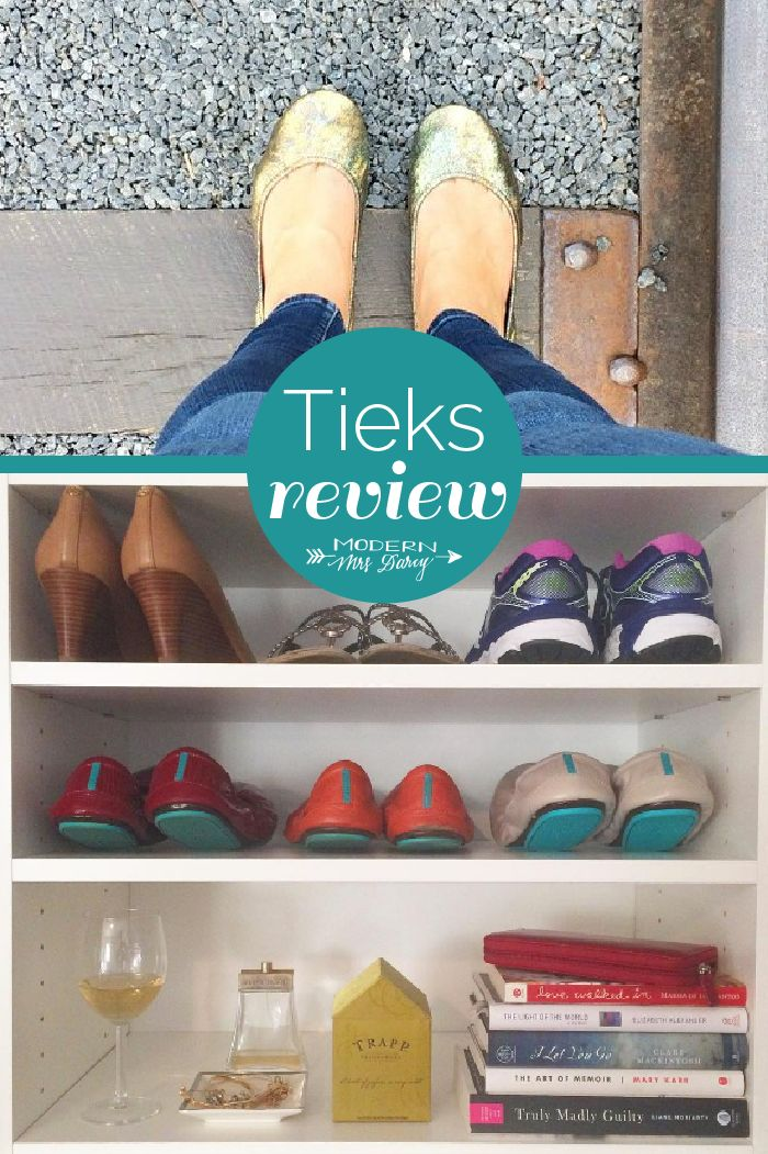 Tieks aren't for everyone, but they're definitely one of my favorites!