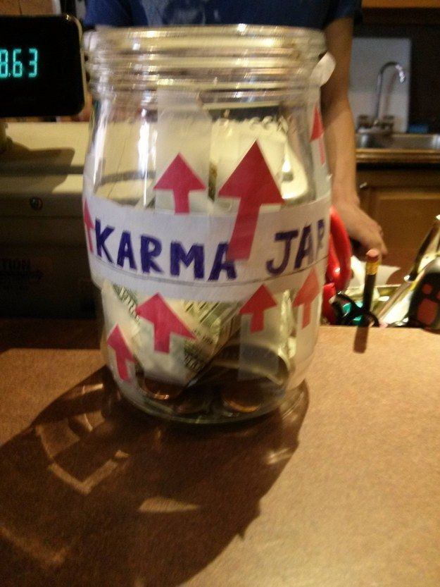 This reminder. | 27 Tip Jars That Are Too Clever To Resist