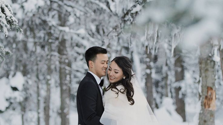 Aivory + Jonathan Wedding Film Trailer | Fairmont Chateau Lake Louise Wedding | Lake Louise Wedding Videographer  http://www.parfaitweddings.com/