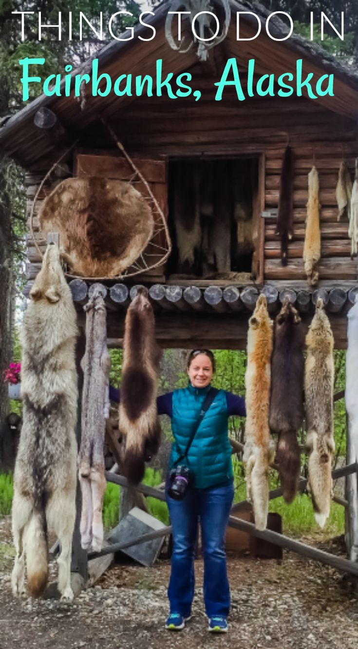 More Than Northern Lights – Things to do in Fairbanks By The Divergent Travelers Adventure Travel Blog. Click to read Can't Miss Things to do in Fairbanks, Alaska