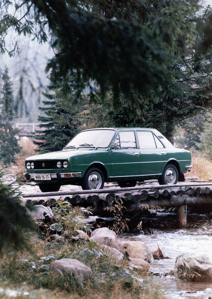 Skoda 120L 1976