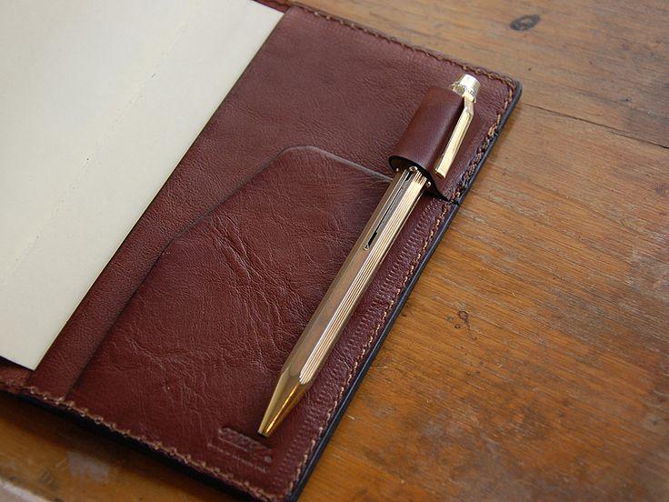 ほぼ日手帳カバー(KB-104)はHERZオリジナルレザーを使用した柔らかい風合いの手帳カバー「HERZ(ヘルツ)公式通販」
