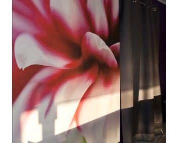 akustikvorhang schallschutzvorhang aus filz - Versunkene Feuerstellen Ideen
