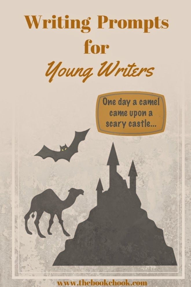 The Book Chook: Writing Prompts for Young Writers