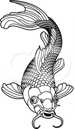 Ber ideen zu ausmalbilder fische auf pinterest for Welche fische passen zu kois