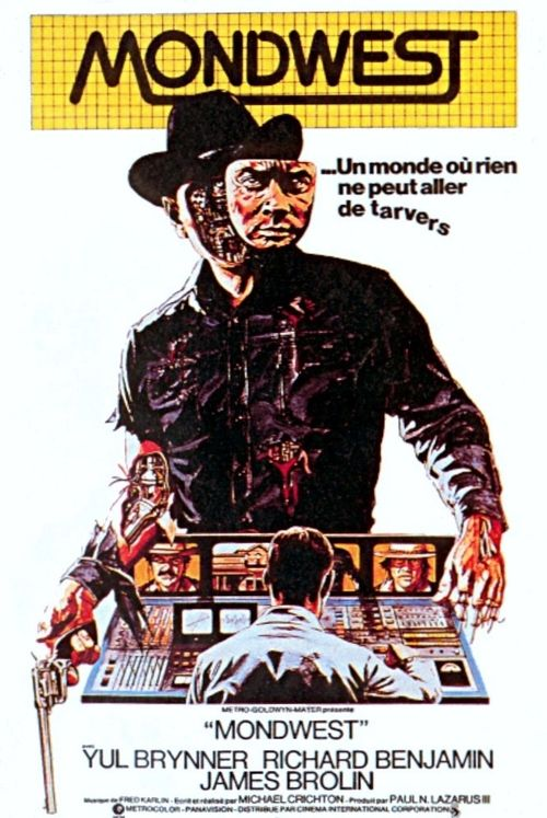 Watch Westworld 1973 Full Movie Online Free
