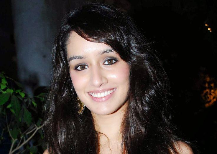 Shraddha Kapoor high resolution image  Glamsham.