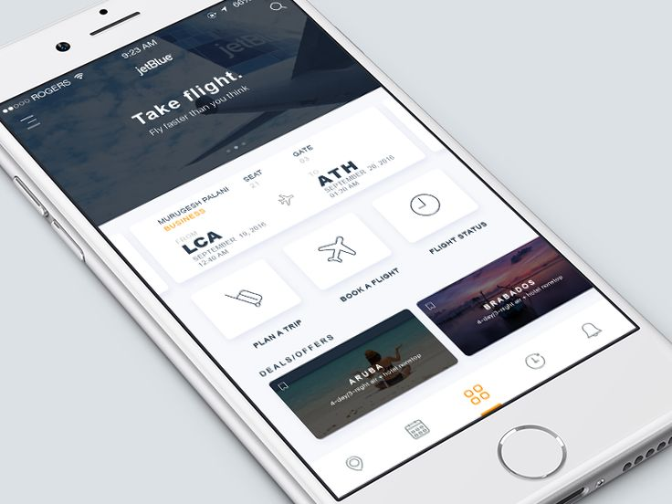 Extremely Helpful Apps You Should Have When Travelling Airways IOS App by Murugesh Palani