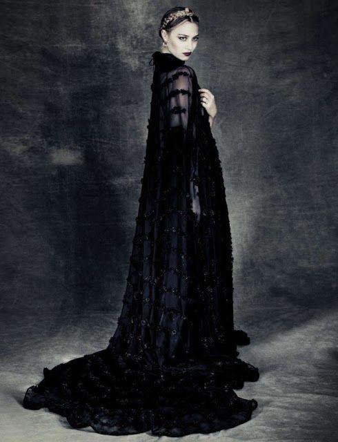 Beatrice Borromeo - Vogue Italy Magazine