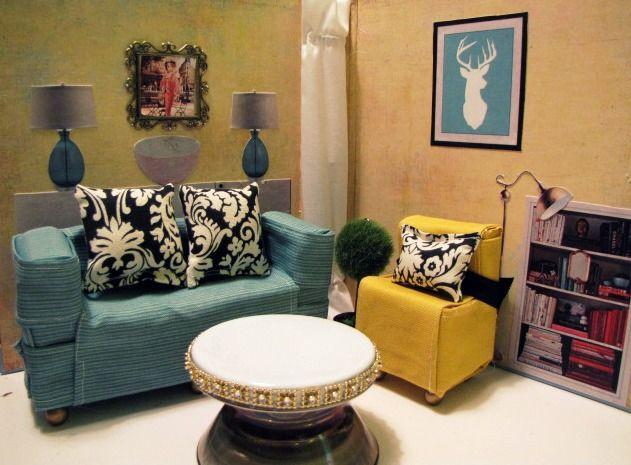 homemade barbie furniture ideas. Affordable Diy Barbie Furniture With Homemade Ideas