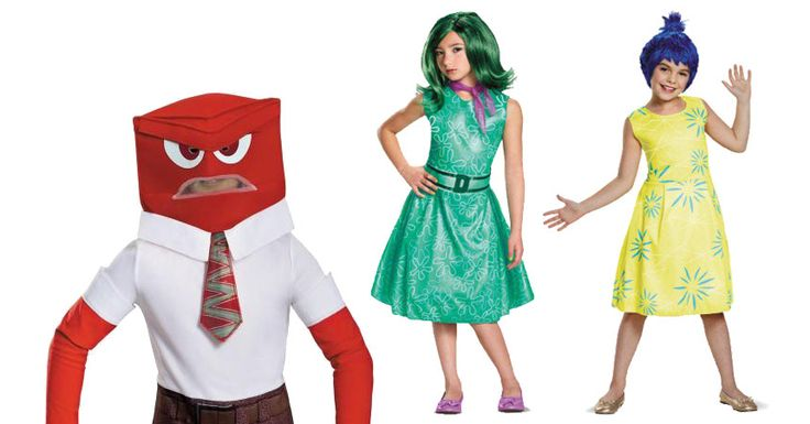 As the new Pixar movie launches Inside Out, it is also the beginning of wonderful opportunity for Inside Out fanatics to get the wonderful and awesome Inside Out costumes of their favorite character(s).