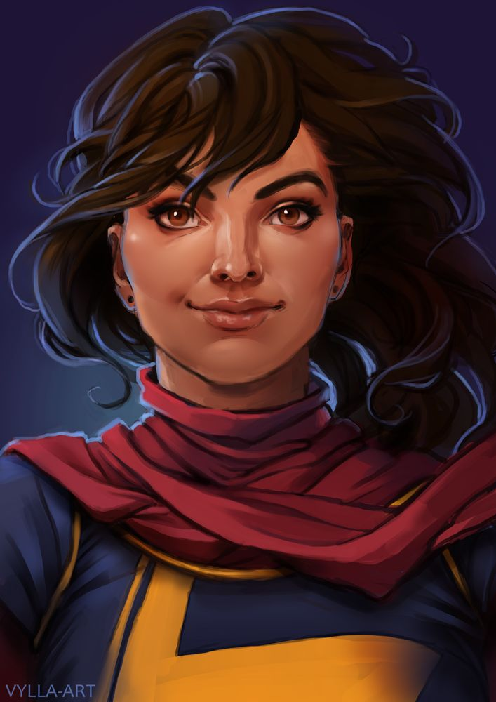 1000+ images about Kamala Khan on Pinterest   New print, Posts and American girls