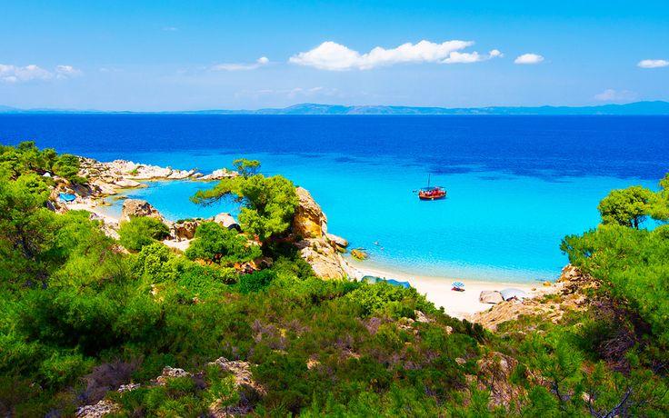 Halkidiki Greece - Sithonia
