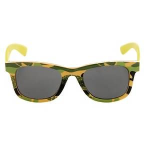 Baby Boys' Round Camo Sunglasses Multi OSFM - Circo™ : Target