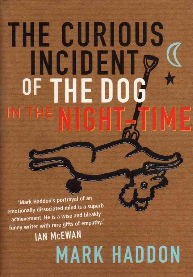 the curious incident of the dog in the night time monologue The curious incident of the dog in the night-time mark haddon online information for the online version of bookrags' the curious incident of the dog in the.