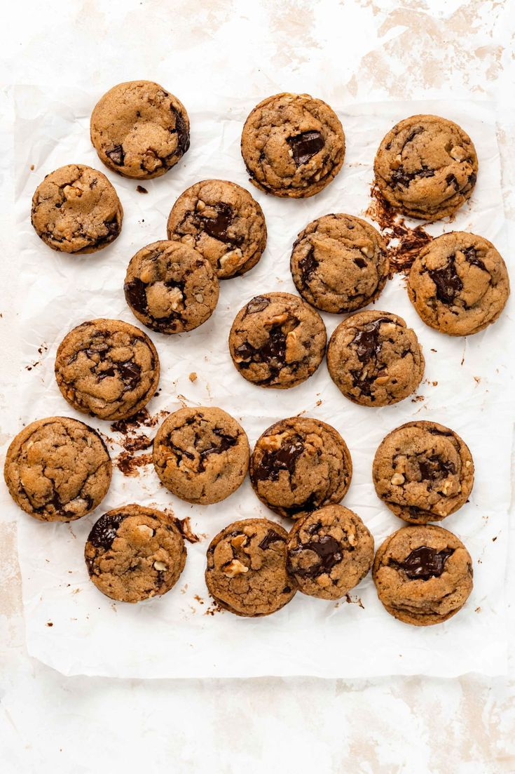 Vegan Chocolate Chip Cookies Baked Ambrosia Recipe In 2020 Vegan Chocolate Chip Cookies Vegan Cookies Recipes Vegan Chocolate