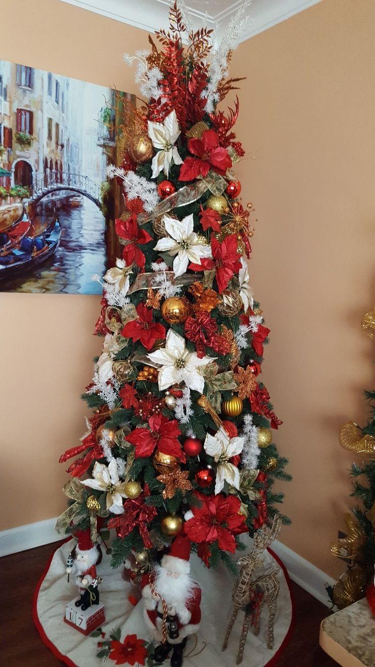 Christmas Tree Ideas Xmas Trees Gold Christmas