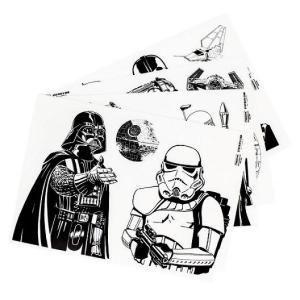 Naklejki Star Wars - Trafiony prezent