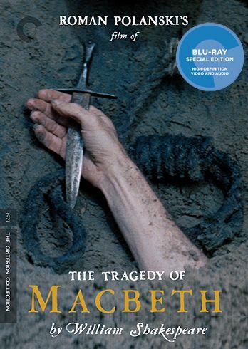 Macbeth.  Roman Polanski, 1971, 140 minutes, Criterion Blu-ray