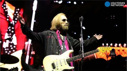 Tom Petty's music created indelible moments across pop culture.