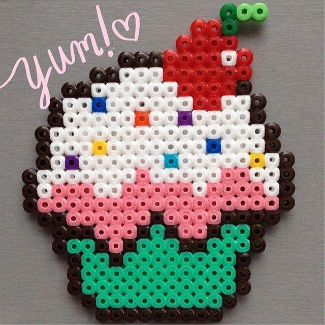 221 Best Hamma Beads Images On Pinterest Hama Beads