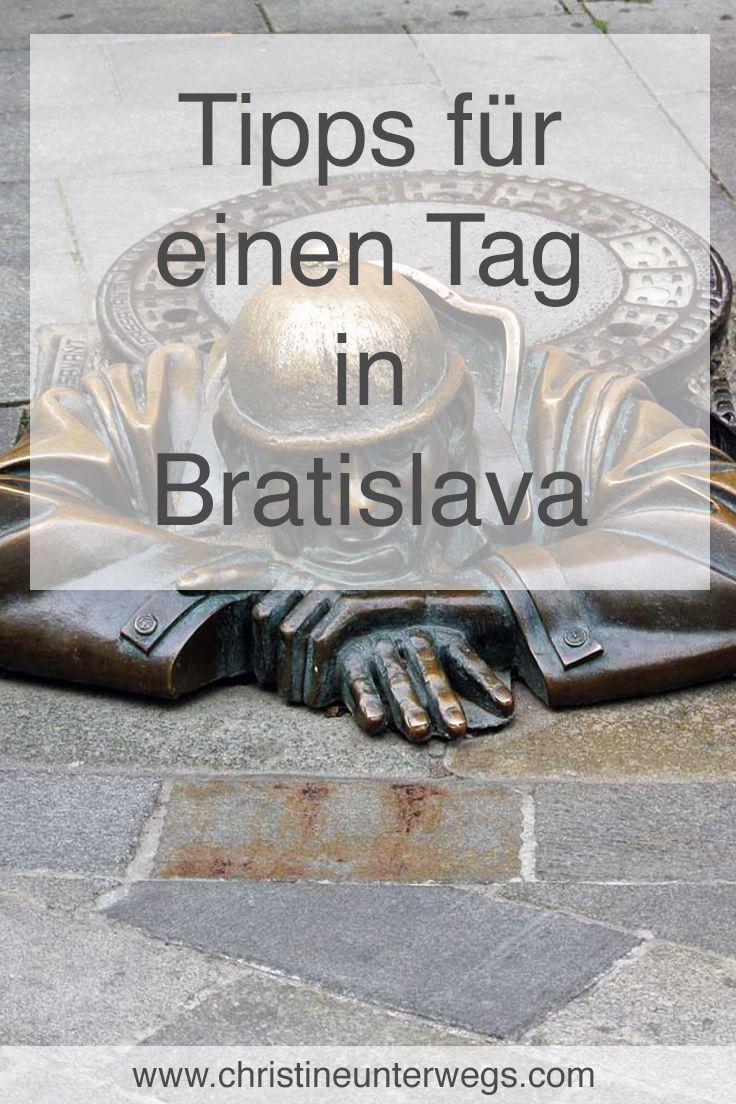 Meine Tipps für einen Tag in Bratislava findest du hier: https://www.christineunterwegs.com/reisen/slowakei/reisen-bratislava/