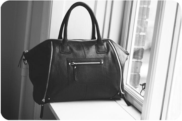Markberg lædertaske