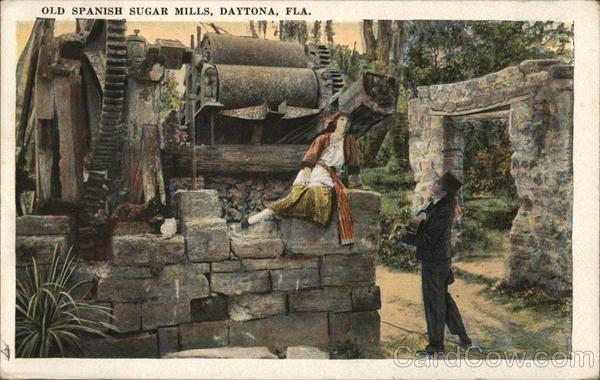 Daytona Beach FL Old Spanish Sugar Mills