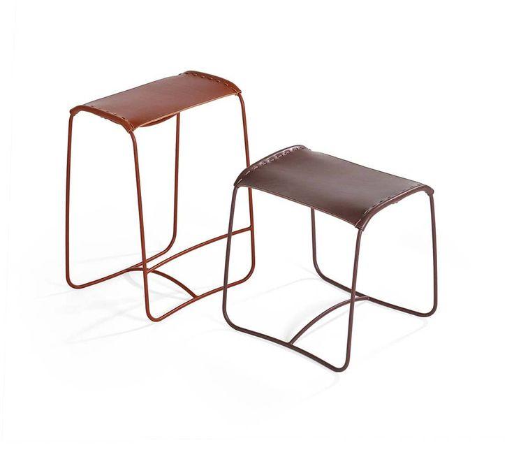poudr existe 10 immanquables acier poudr 4 finitions cuir pais 3 tailles fauteuil chaise design de meubles mobilier moderne