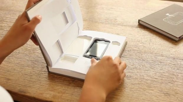 genius mobile phone packaging