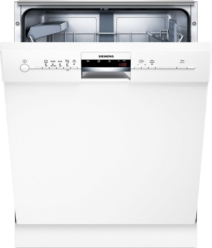 Siemens SN45M207SK opvaskemaskine til KUN 2.999 kr. og fri fragt!
