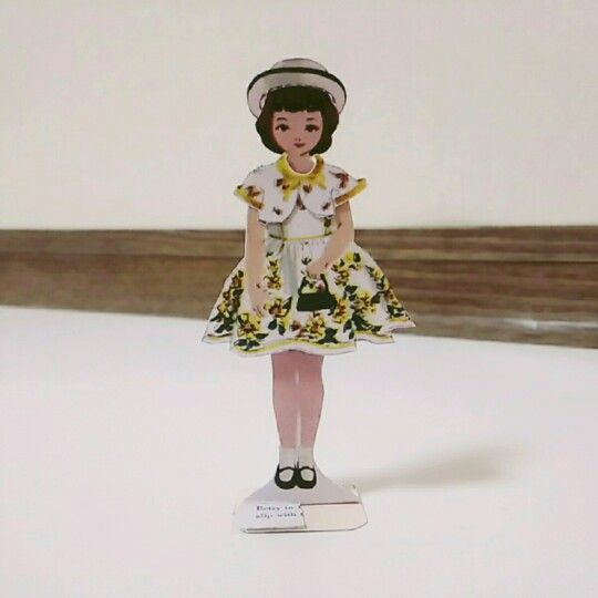 Betsy McCall, 종이인형, paper dolls, paper dolls,