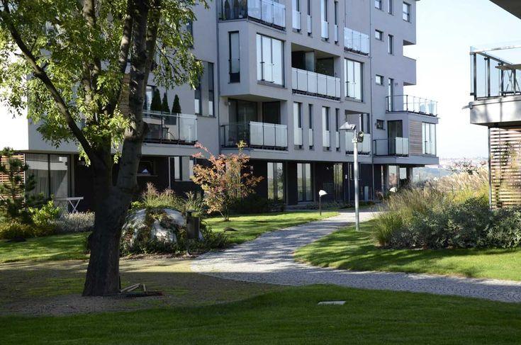 Residence Riegrovy sady