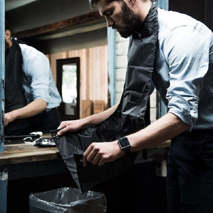 120x80cm Beard Apron (Only Pay Shipping)