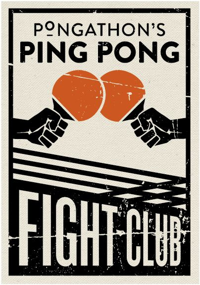 Pongathon's Ping Pong Fight Club, 2016